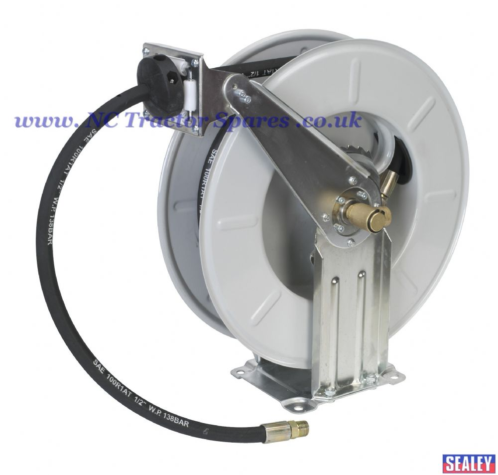 Oil Hose Reel Retractable 10mtr
